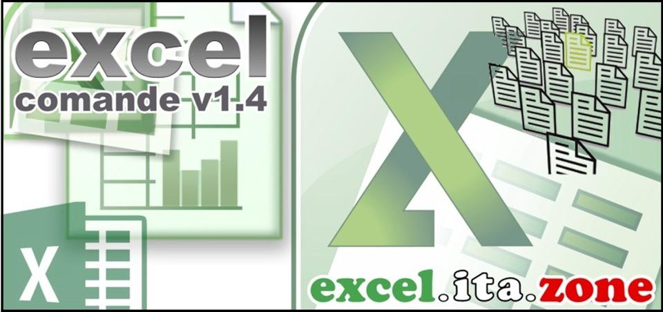 excel comande v1.4